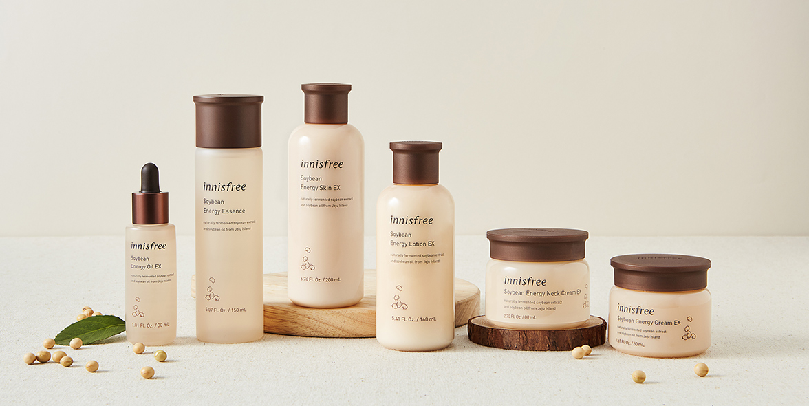 Image result for INNISFREE SOYBEAN ENERGY SKIN 200ML