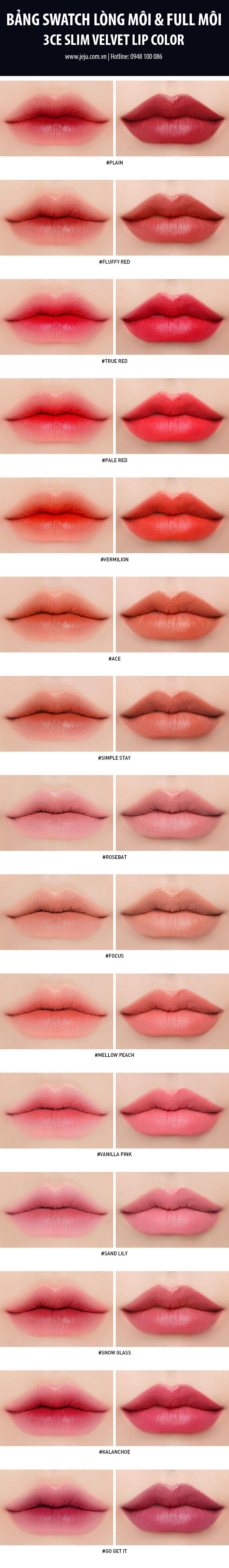 Slim Velvet Lip Color